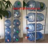 多功能架水桶堆放架不锈钢电镀彩锌定制非标架节省空间水桶架