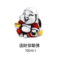 中国风情送财笑脸佛奇妙珠 财气好运幸运首饰饰品 厂家直销 个性新款礼物