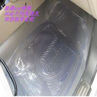 ZPV080J 通PVC汽车脚垫 塑料透明脚垫 防滑脚踏垫 车脚垫5片装