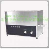 供应中西 超声波清洗器 型号:JS25-UP500H 库号:M391008
