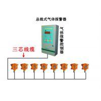 鄂尔多斯油漆气体报警器,畅安(认证商家),油漆气体报警器型号