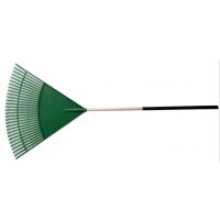 厂家直销 园林工具30齿园林耙 农用工具塑料耙子 宇鑫牌草耙