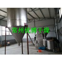 江苏干燥机厂家批发间歇式回转真空干燥机优博干燥定制优质脱水蔬菜干燥机