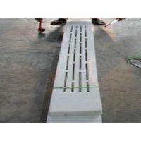 大明塑胶供应造纸机械吸水箱面板 聚乙烯耐磨吸水箱盖板