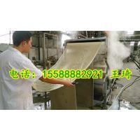 济南豆腐衣厂家,全自动豆腐衣加工厂,豆腐衣机多少钱套