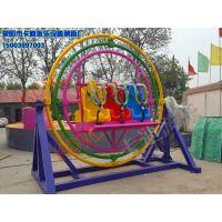 6座三维太空环 非常受青少年喜欢的小型广场游乐设备卡迪游乐厂家直销