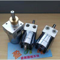 DISK水性油漆齿轮泵3cc涂料齿轮泵生产