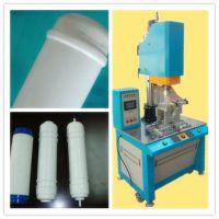 协和热水瓶气胆喷水接头熔接机 定位旋熔机 过滤器塑料外壳熔接机