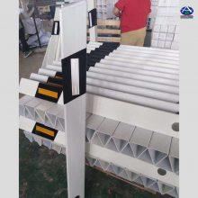 华强厂家直销 玻璃钢优质标志桩 电缆交通安全标志桩 13785867526