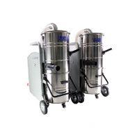 7.5KW超大功率工业用吸尘器艾利洁大型工业吸尘器
