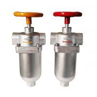 蓬莱吉腾发泡机滤器 DN25聚氨酯过滤器 聚氨酯自清洁过滤器