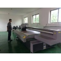 傲杰AOJET 2512-G50平板卷材一体8色UV瓷砖打印机