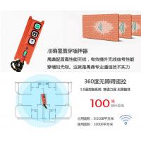 供应升降机无线遥控器 输送机遥控器 卷扬机遥控器 电动机正反转遥控器 电动葫芦遥控器