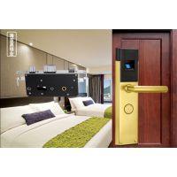 家用指纹刷卡锁 智能感应锁 防盗门专用指纹锁 海蓝嘉锁业