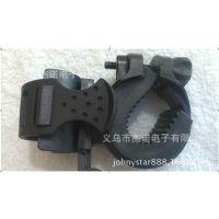 JS-9816 自行车灯夹 自行车前灯夹 车灯固定座 二代自行车灯夹