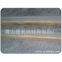 专业供应 洗除尘钢丝条刷  砖机条刷
