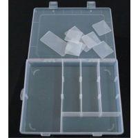 塑料 透明玩具收纳盒子 新的生活产品 套装 化妆品收纳箱 14格
