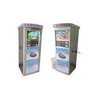 银联支付真正冬天使用洗车液自动配比的洗车机