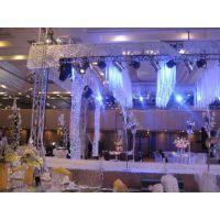 婚礼庆典灯光音响租赁|婚礼舞台背景搭建|明道灯光出租