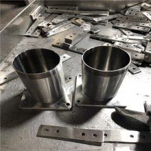 供应不锈钢漏斗法兰、法兰支架、不锈钢异形法兰,欢迎来图定制