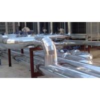 换热站机组管道罐体铝皮保温价格施工大城县久恒保温材料厂
