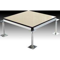 厂家供应铝合金防静电地板 西安未来星陶瓷防静电地板规格