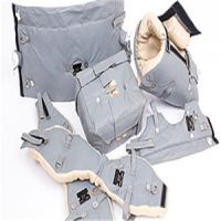 江苏美润牌玻璃纤维可拆卸保温套方便清洗和保养与维修