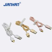 佛山USB A公知识产权带磁性数据线创意数据线江涵厂家