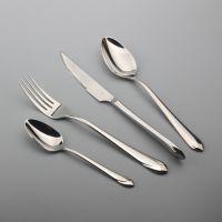 供应索途304 高档不锈钢18/10刀叉勺 西餐餐具牛排刀叉 出口品质