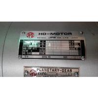 日本JPE 电机 型号TMFBG-4-60-162