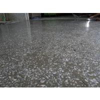 松山湖水磨石起灰处理、水磨石抛光、车间地面固(硬)化