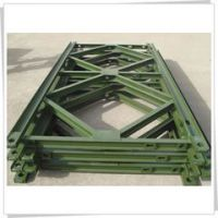 100型(200型)贝雷片、桥面板、拉伸钢板桩
