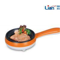 联创DF-BL1018M煎蒸多用锅煎蛋煎肉烙饼煎饺蒸蛋锅煎牛扒正品