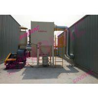 供应SINOVAC PV粉尘收集专用中央集尘系统