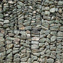 铅丝石笼网单价 格宾网箱生产 石笼六角网