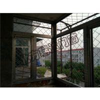 顺义断桥铝门窗、封阳台|忠旺70系列断桥铝门窗|建新南区70忠旺断桥铝门窗安装效果