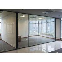 扬州地区【庆亚】玻璃隔断墙扬州的铝合金玻璃隔断墙安装公司