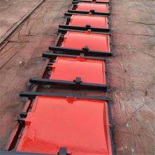 PGZ单向止水铸铁闸门 正向受压铸铁闸门