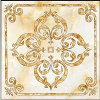 客厅欧式拼花地毯砖西班牙大花砖瓷砖800800文化石背景墙微晶石