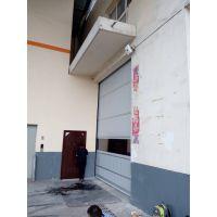 南京感应快速卷帘门 工业电动滑升门