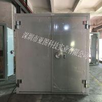 亚图科技牌化工防爆门 锅炉防爆门 冷轧钢板金属材质 厂家直销