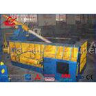 Hand Valve Control Hydraulic Metal Scrap Baling Machine For Light Metal