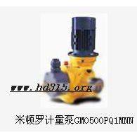 中西米顿罗计量泵 型号:YL01-GM0500PQ1MNN库号:M395004