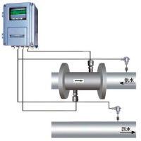 供应中央空调管道式超声波热量计|中央空调冷热水热量计