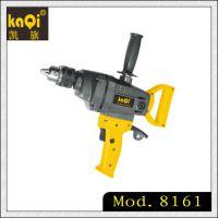 上工电动工具厂家批发 凯旗8161 大功率 金属钻孔搅拌两用电钻