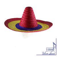 沙滩草编遮阳帽来样来图出口定做防晒帽子 女士草帽现货批发