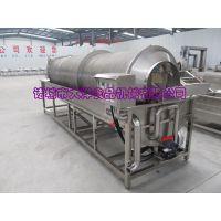 豌豆滚筒清洗机,大洋系列高产量洗米设备