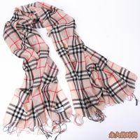 样品不出售 内蒙古雅琪羊绒 经典格子 羊毛围巾厂家批发