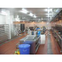 重庆食品加工厂平面装修工程设计