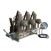 皖开供应ZW32-12FG/630-20真空断路器 智能分界开关 10KV柱上开关